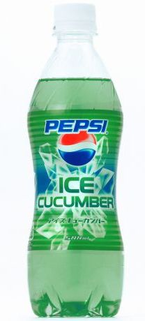 Pepsi to release cucumber flavoured cola in Japan